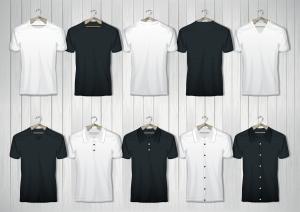 20160513_klamotten shirts clothes minimalismus schwarz weiß